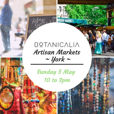 Botanicalia Artisan Market York