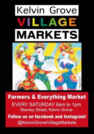 Kelvin Grove Village Markets