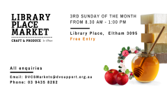 Library Place Market in Eltham