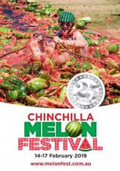 Chinchilla Melon Festival