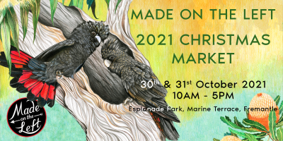 Made on the Left 2021 Christmas Market