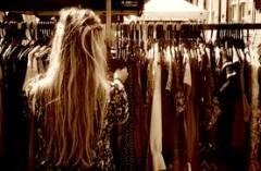 Wardrobe rummage
