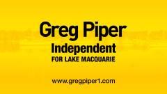 Greg Piper MP