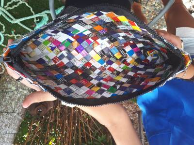 Frangipani Weaving